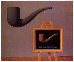 rene magritte les deux mysteres 1966