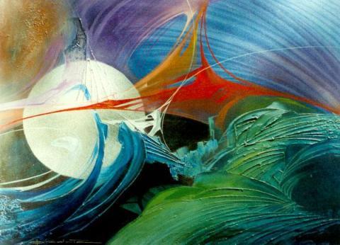 Risultati immagini per Immagini fantastiche pienezza d'estate turgida di colori