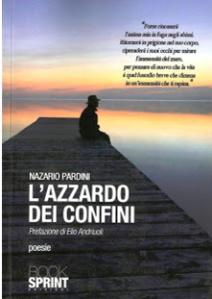 copertina nazario pardini l'azzardo dei confini