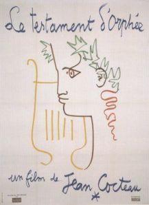 Jean Cocteau Il testamento di Orfeo