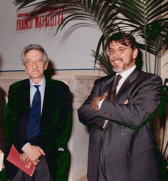 Luigi Manzi e Sanguineti