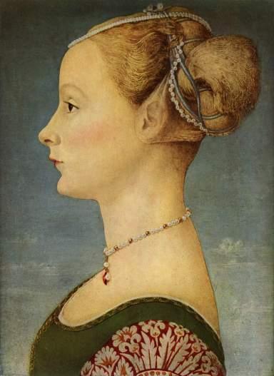 Piero Pollaiuolo ritratto