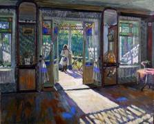 pittura-in-a-house-sergei-arsenevich-vinogradov