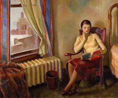 pittura-j-theodore-johnson-chicago-interior-1934
