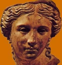 roma donna acconciatura 1