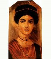 roma donna acconciatura