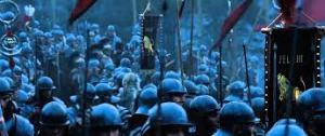 roma Esercito in battaglia