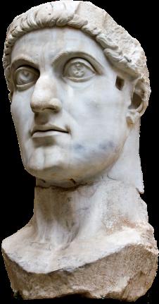 statua di Costantino
