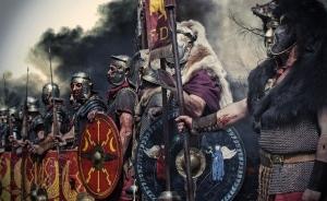 legionari sul set