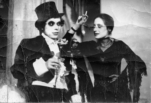teatro Politecnico 1974, Antonio Sagredo
