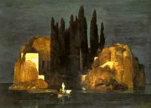 Isola di morti, versione originale