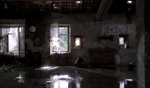 fotogramma del film nostalghia