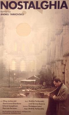 arsenij nostalgia fil di andrej tarkovskij