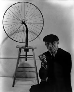duchamp bicycle wheel