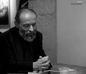 gezim hajdari Foto di Luigi Morante. Centro Internazionale di Lingua e Cultura Italiana a Parigi, 2007