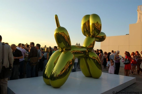 Jeff Koons Ballon dog