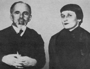 Mandel'stam e la Achmatova