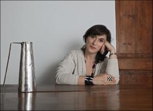 Mariella De Santis, foto Dino Ignani