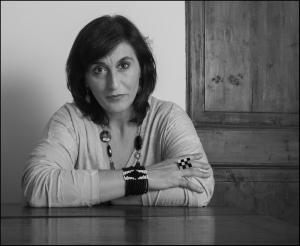 Mariella D Santis, foto Dino Ignani