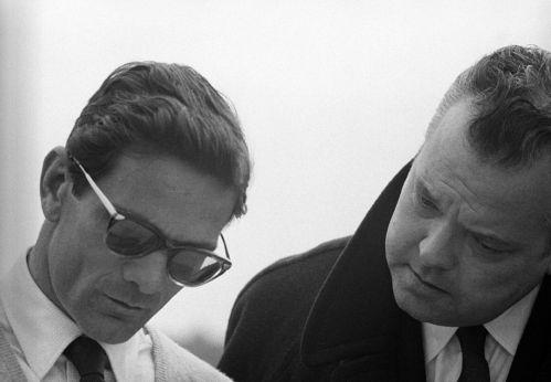pasolini orson-welles 1962
