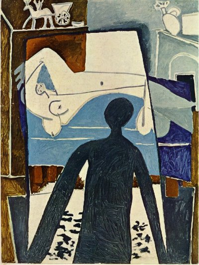 Picasso the shadow 1953