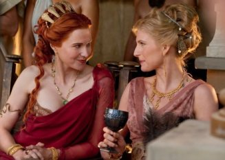 matrone romane nel set