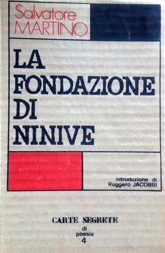 salvatore martino copertina la fondazione di ninivo