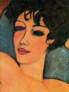 Amedeo Modigliani, ritratto