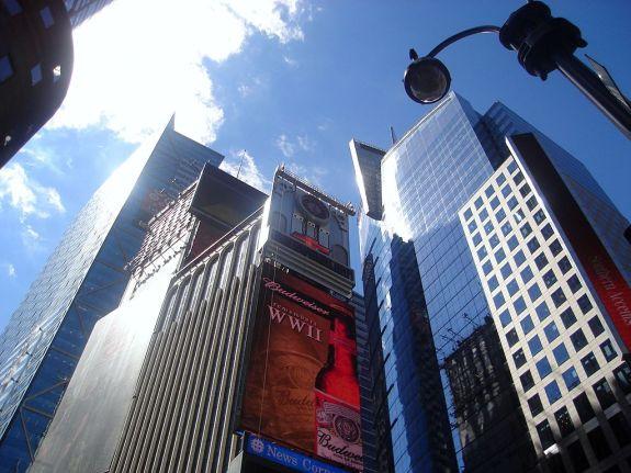 alfredo de palchi Grattacieli di New York