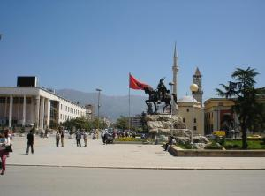 Tirana Skenderbeu