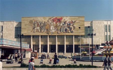 Tirana square