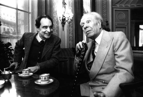 I. Calvino e J.L. Borges