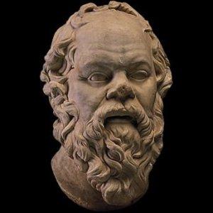 Sileno copia romana di Lisippo