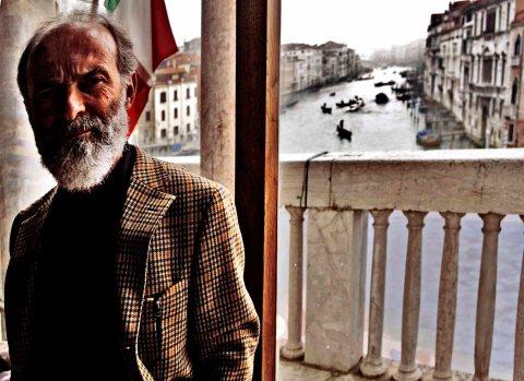 Gezim Hajdari a Venezia