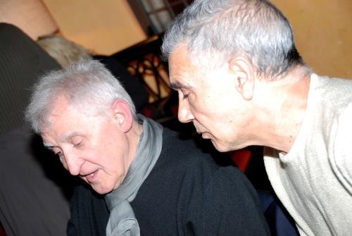 giorgio linguaglossa alfredo de palchi 2011