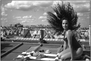 la grande bellezza capelli al vento