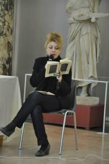 letizia leone museo archeologico  di Anzio