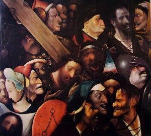 H. Bosch Cristo portacroce