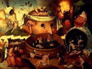 Hieronimus Bosch Visione 1450