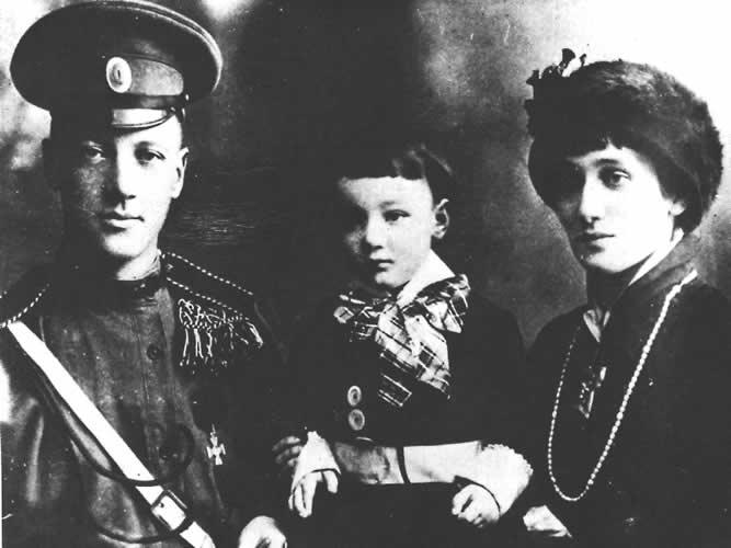 mandel'stam Achmatova e Pasternak 1940