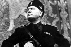 pitigrilli Benito-Mussolini