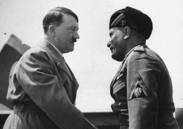 pitigrilli Hitler-e-Mussolini