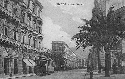 Palermo via-Roma-1900