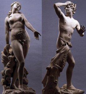 Canova Orfeo e Euridice
