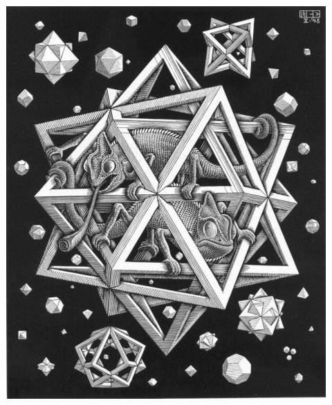 cornelius escher stelle