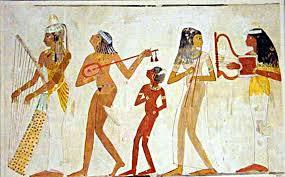 musica tra gli egiziani
