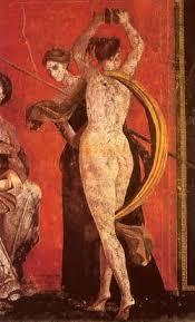 pittura parietale romana epoca pompeiana