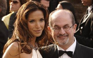 salman Padma Lakshmi and Sir Salman Rushdie divorced after three years
