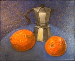 Coffee Oranges