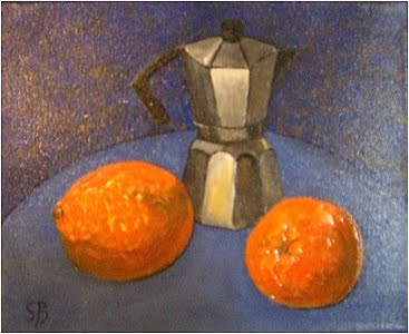 Wallace Stevens Coffee Oranges